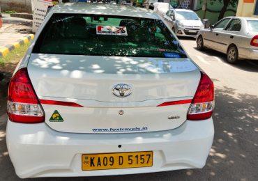 Taxi Service in Mysore