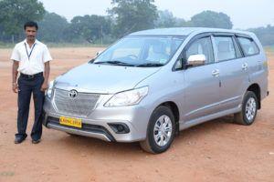 innova per km rate in mysore